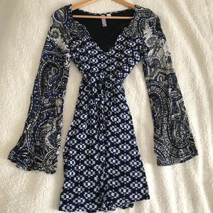 Gorgeous patterned dress